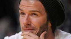 Idee regalo per Natale: come rendere felice un vero dandy come David Beckham