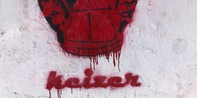 Street art, Keiser è il Banksy d'Egitto. Con i suoi graffiti ha trasformato il Cairo in un museo a cielo...