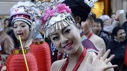 A Roma si festeggia il Capodanno cinese