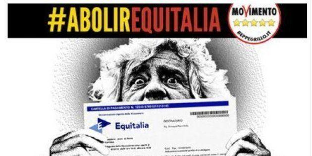 #abolirequitalia sul blog di Beppe Grillo: