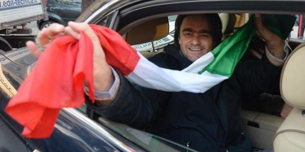 Forconi, Danilo Calvani in Jaguar (FOTO,