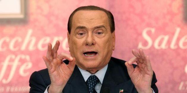 Silvio Berlusconi: la linea grillina sui forconi frenata dai big di FI. E Salvini racconta: