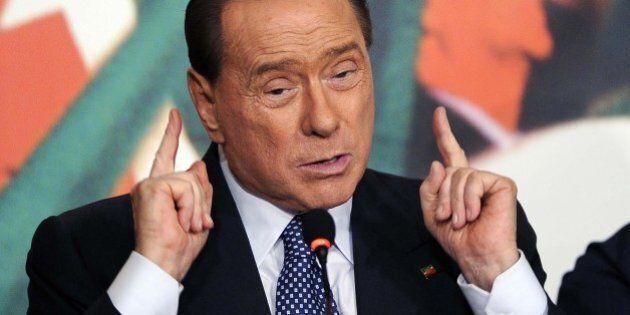 Elezioni europee 2014. Silvio Berlusconi: