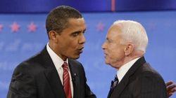 Siria, Obama cerca l'asse con l'ex avversario McCain