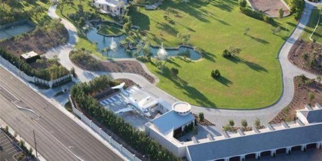 Shenandoah. La casa con aeroporto e jet privati in vendita a Las Vegas