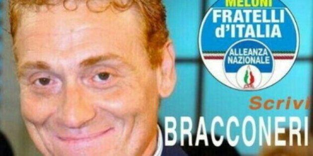 Fabrizio Bracconeri escluso dal Parlamento Europeo: