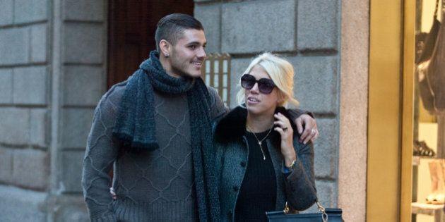 Maxi Lopez, le telefonate minacciose a Wanda Nara e Mauro Icardi: