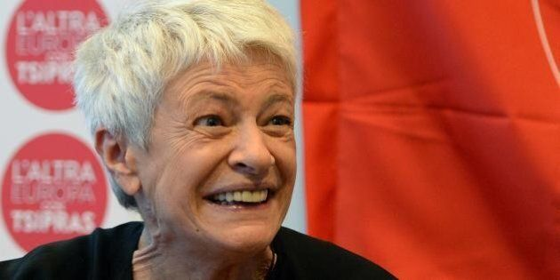 Elezioni europee 2014. Barbara Spinelli: