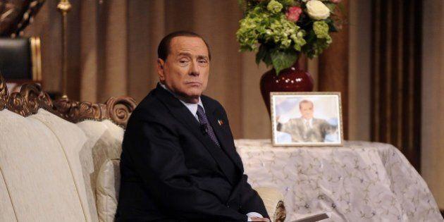Europee 2014: colpa dei giudici e di Napolitano. Berlusconi esorcizza la sconfitta nel pranzo mesto con...