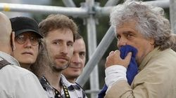 Il brainstorming di Grillo e Casaleggio: