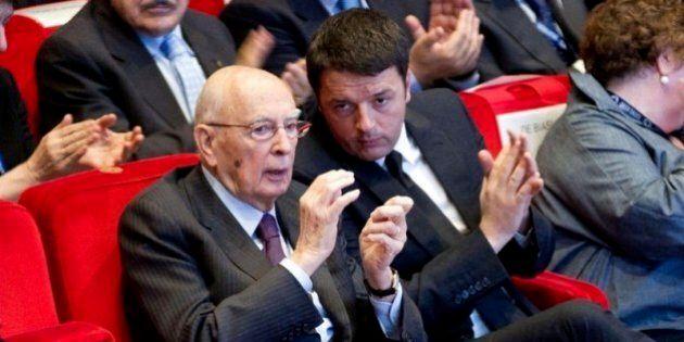 Europee 2014, vince anche Giorgio Napolitano. La telefonata con Matteo Renzi: avanti tutta sulle
