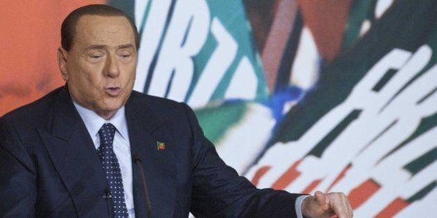 Silvio Berlusconi ventennio.