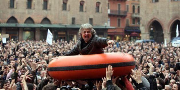 Blog Beppe Grillo, terzo Vday: