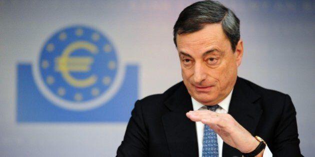 La Banca centrale europea mantiene i tassi invariati allo 0,25%, Draghi assicura tassi a livelli bassi...