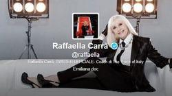 Raffella Carrà conquista Twitter