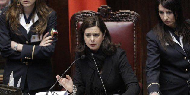 Legge elettorale, le deputate sfidano Renzi e Berlusconi sulla parità di genere. Laura Boldrini le