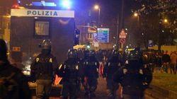 Milan-Ajax, 6 tifosi feriti. Gravi 3