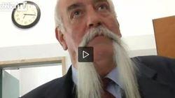 Raoul, il portiere coi baffoni che accoglierà Silvio (VIDEO,