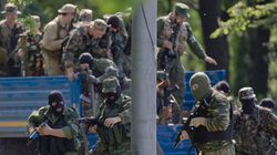 Battaglia per il controllo dell'aeroporto di Donetsk: 40