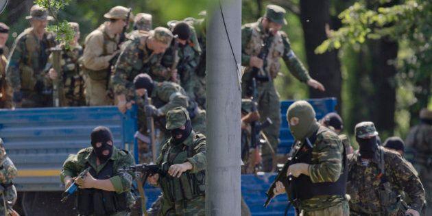 Ucraina, battaglia per il controllo dell'aeroporto di Donetsk: 40 morti. Assaltato e incendiato il palazzetto...