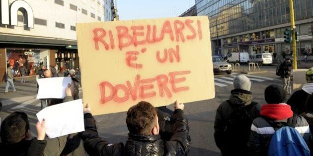 Forconi, Angelino Alfano: