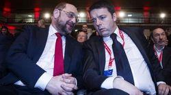 Renzi in Ue nè con Merkel, nè con Schulz: 'terza via' dinamica sulle nomine, a partire dal trionfo