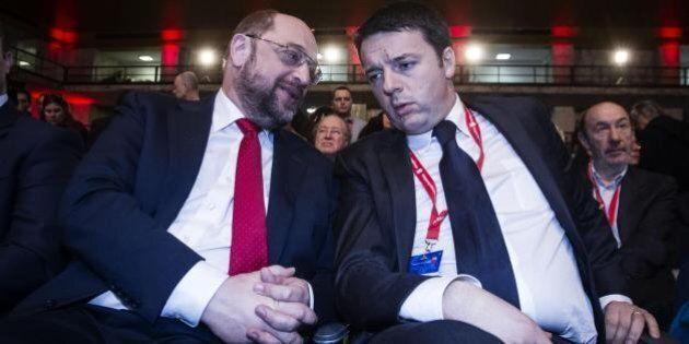 Ue, Matteo Renzi: nè con Merkel, nè con Schulz, terza via dinamica sulle nomine. A partire dal trionfo