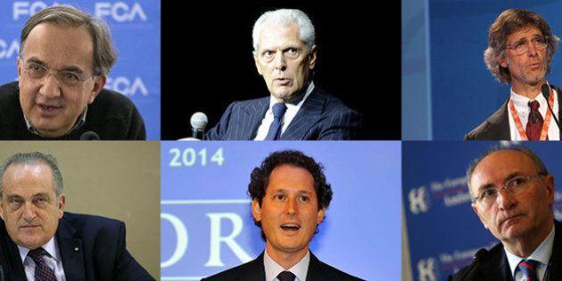 Matteo Renzi conquista banchieri e imprenditori. Da Sergio Marchionne a Marco Tronchetti Provera, piace...