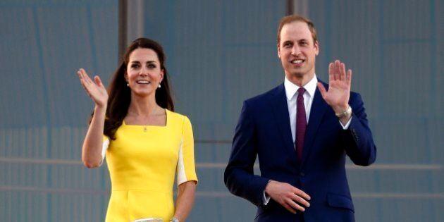 Kate Middleton e l'abito giallo, William non apprezza: