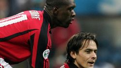 Inzaghi - Seedorf: staffetta