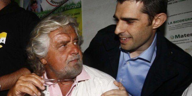 Beppe Grillo contro Federico Pizzarotti. Il sindaco di Parma in una mail ai colleghi M5s: