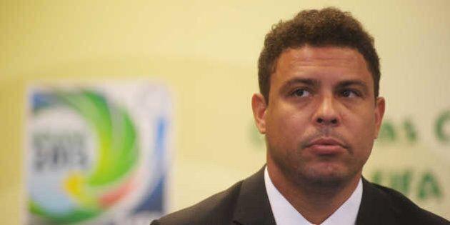 Ronaldo contro il governo brasiliano: