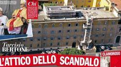 Ecco l'attico di Bertone che fa infuriare il Papa