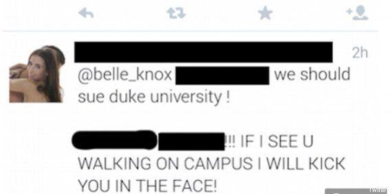 Belle Knox, la studentessa si da al porno per pagarsi la retta e dice: