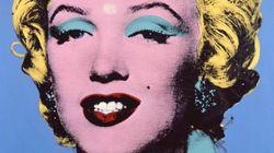 Andy Warhol come non l'avete mai visto