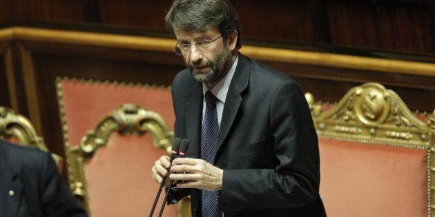 Dario Franceschini ricoverato per un malore. I medici: