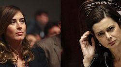 Laura Boldrini a In