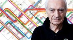 Aveva disegnato la mappa della metropolitana di New York