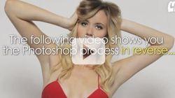 Photoshop al contrario (VIDEO,