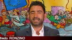 Gaffe del grillino Ronzino (non eletto) a Ballarò