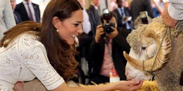 Kate Middleton si vendica di William: