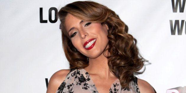 WEST HOLLYWOOD, CA - JANUARY 22: Carmen Carrera arrives at 'RuPaul's Drag Race' Season 5 Premiere Party...