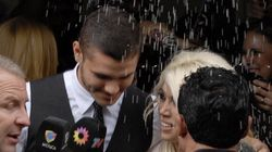 Finalmente sposi (con buona pace di Maxi Lopez)