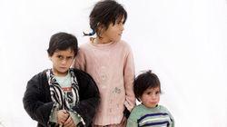 4,3 milioni di bambini come loro sono intrappolati nel conflitto in Siria