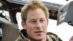 Il principino Harry sopravvissuto all'attentato in Afghanistan del Settembre 2012. Fu protetto in una zona segreta