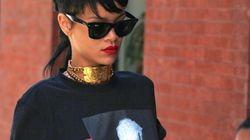 Rihanna e l'amore per i cani