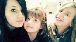 Il padre delle bambine uccise è rientrato in Italia