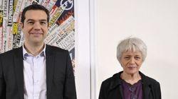 Lista Tsipras, gara di