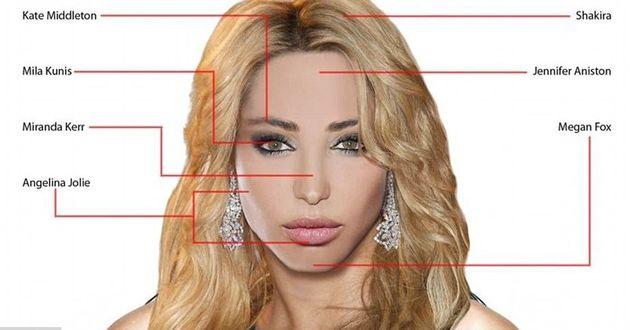 La donna ideale? Il viso perfetto. Gli uomini preferiscono le bionde con labbra carnose