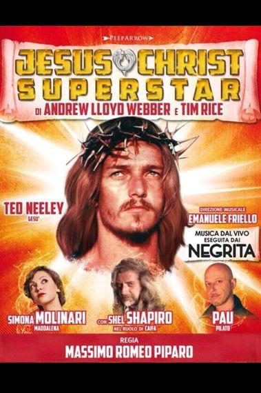 Jesus Christ Superstar torna a Roma: 40 anni di emozioni senza